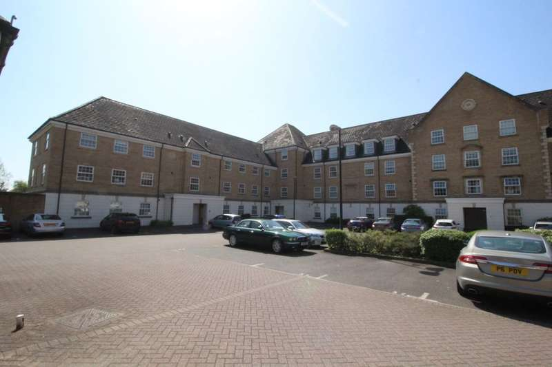 2 Bedrooms Flat for sale in Stelle Way, Glenfield, Leicester, LE3