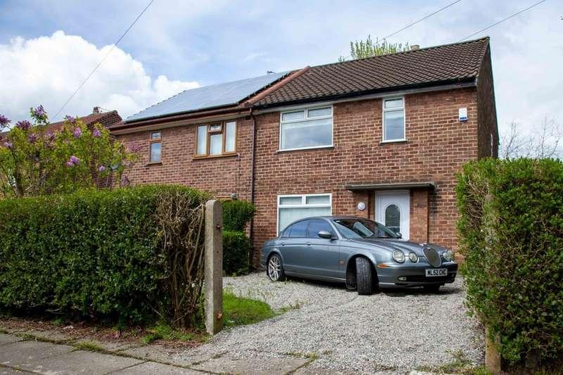 3 Bedrooms Semi Detached House for sale in Walpole Avenue, Whiston, Prescot, L35