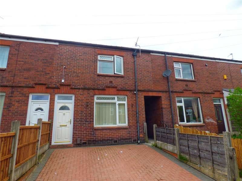 2 Bedrooms Terraced House for sale in Linden Avenue, Greenacres, Oldham, Greater Manchester, OL4