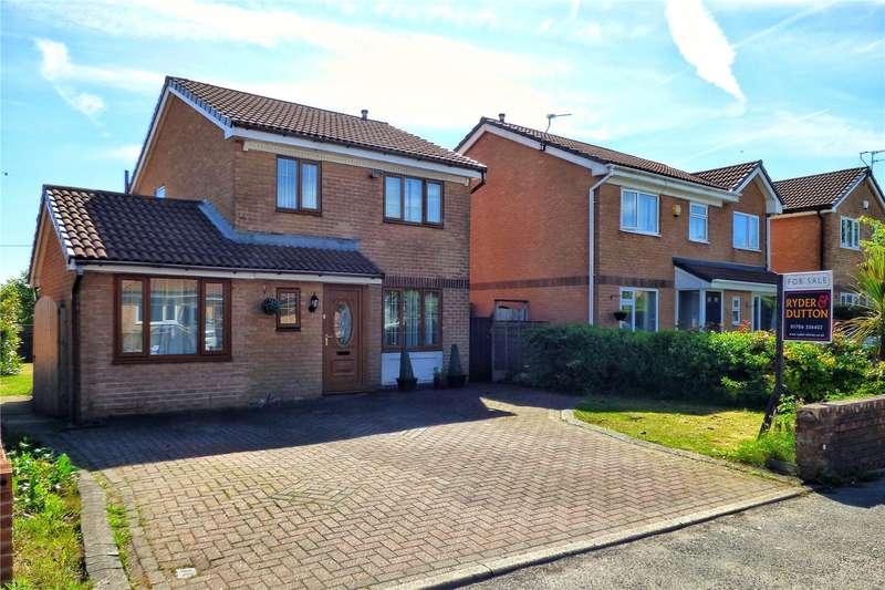 4 Bedrooms Detached House for sale in Redfern Way, Norden, Rochdale, OL11