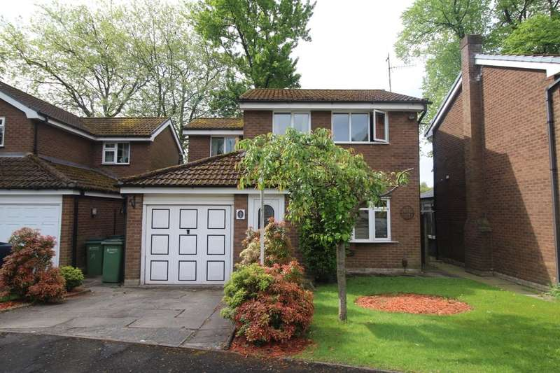 4 Bedrooms Detached House for sale in Woodside, Heaton Mersey, Stockport, SK4