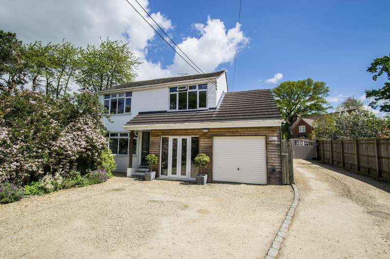 4 Bedrooms Detached House for sale in Woodcote, Reading, RG8