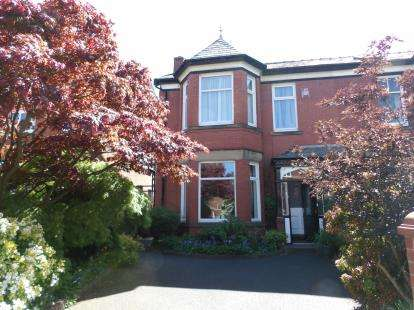 4 Bedrooms Semi Detached House for sale in Kensington Road, Chorley, Lancashire, PR7