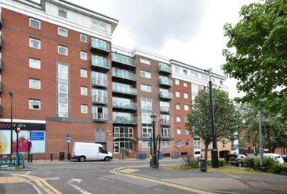 2 Bedrooms Flat for sale in Royal Plaza, 1 Eldon Street, Sheffield, South Yorkshire