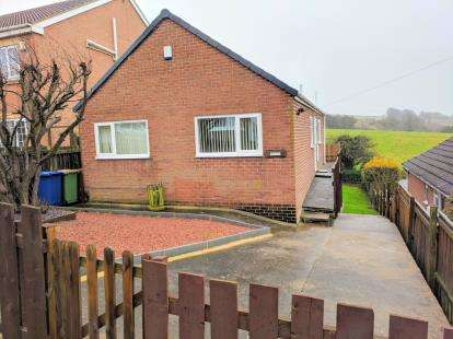2 Bedrooms Bungalow for sale in Gladstone Street, Brotton, Saltburn-By-The-Sea, North Yorkshire