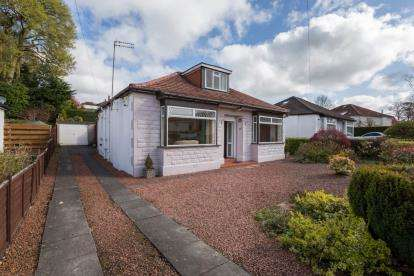 3 Bedrooms Bungalow for sale in Gray Drive, Bearsden