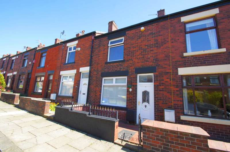 2 Bedrooms Terraced House for sale in Knowsley Grove, Horwich