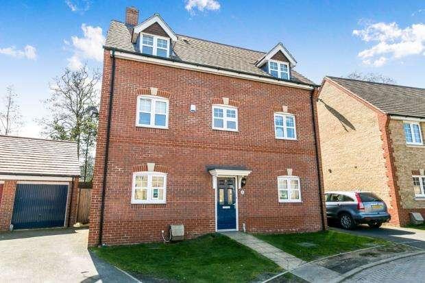 5 Bedrooms Detached House for sale in Bagshot, Surrey, United Kingdom