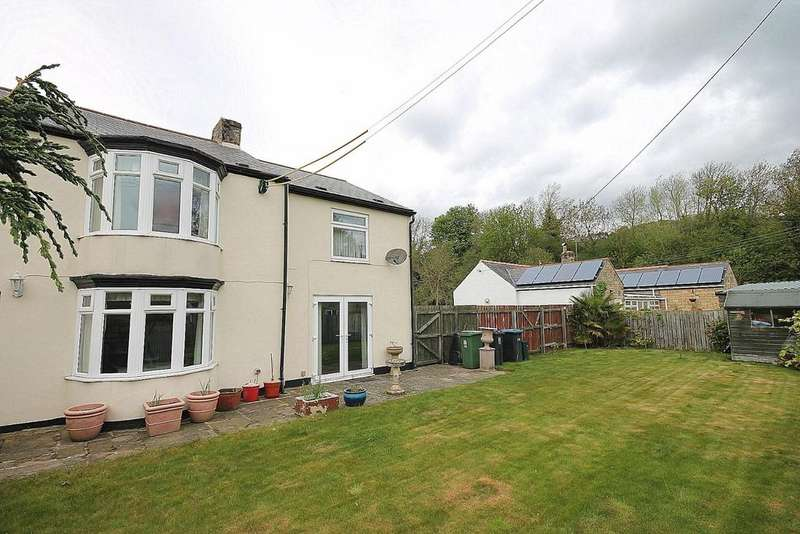 3 Bedrooms End Of Terrace House for sale in The Batts, Frosterley, Bishop Auckland