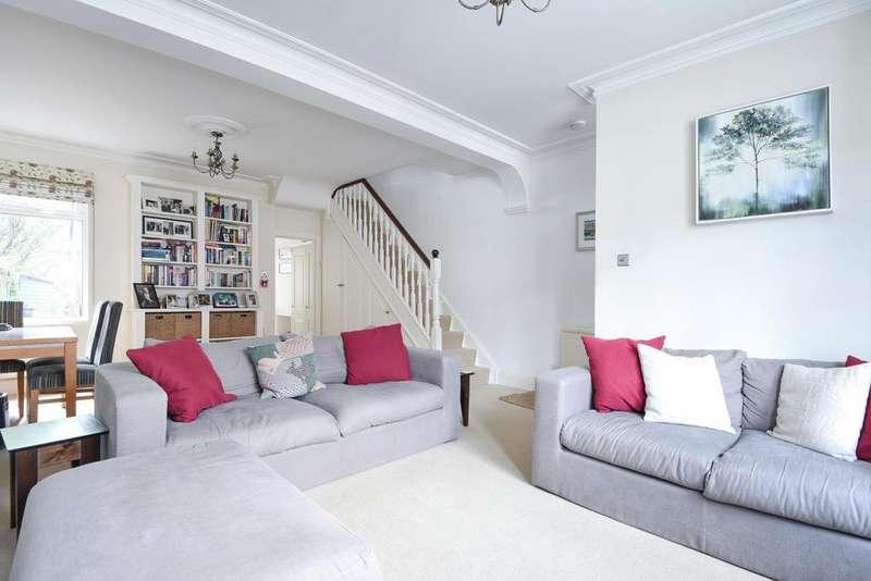 4 Bedrooms Terraced House for sale in Littleton Street, Earlsfield