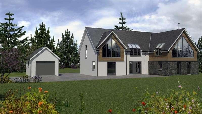 4 Bedrooms Detached House for sale in Nethy Bridge