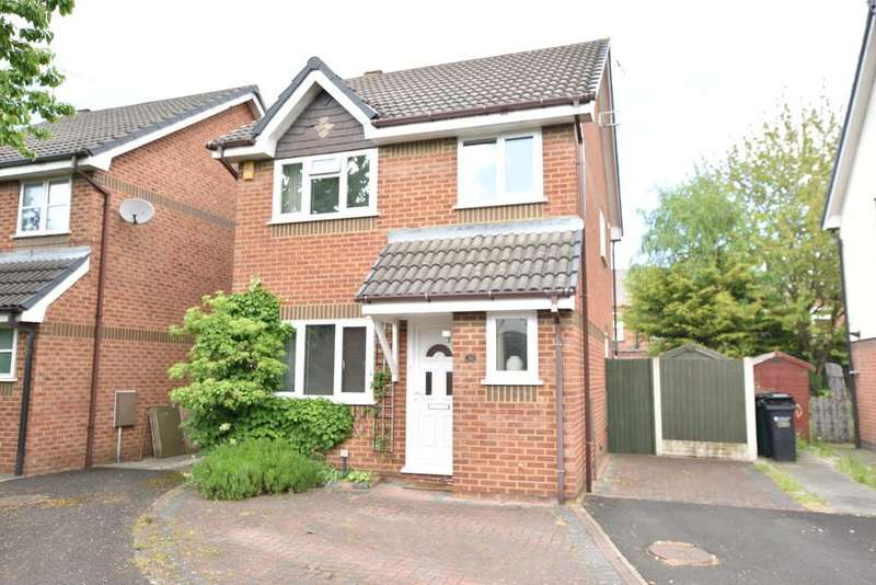 3 Bedrooms Detached House for sale in Melkridge Close, Hoole