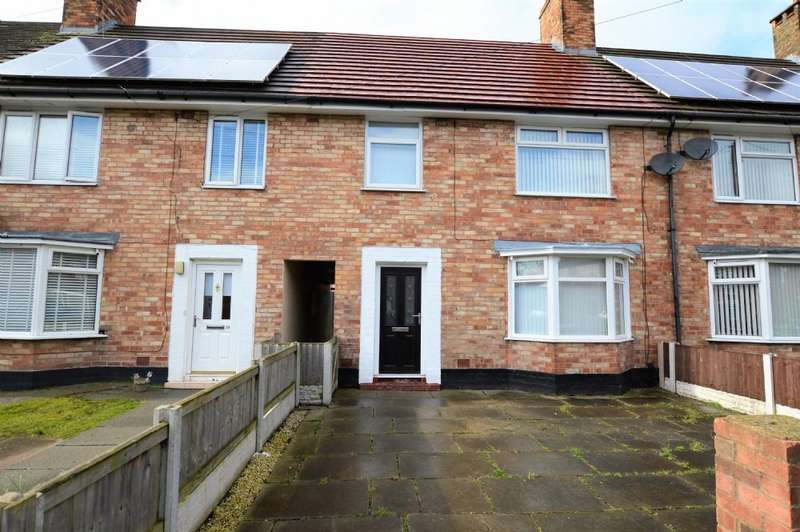 3 Bedrooms Terraced House for rent in Speke Church Road Liverpool L24 3TA