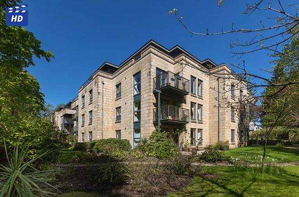 2 Bedrooms Flat for sale in 7 Thorn Heights, Bearsden, G61 4AZ