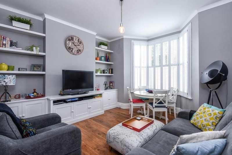 2 Bedrooms Flat for sale in Woolwich Road London SE10