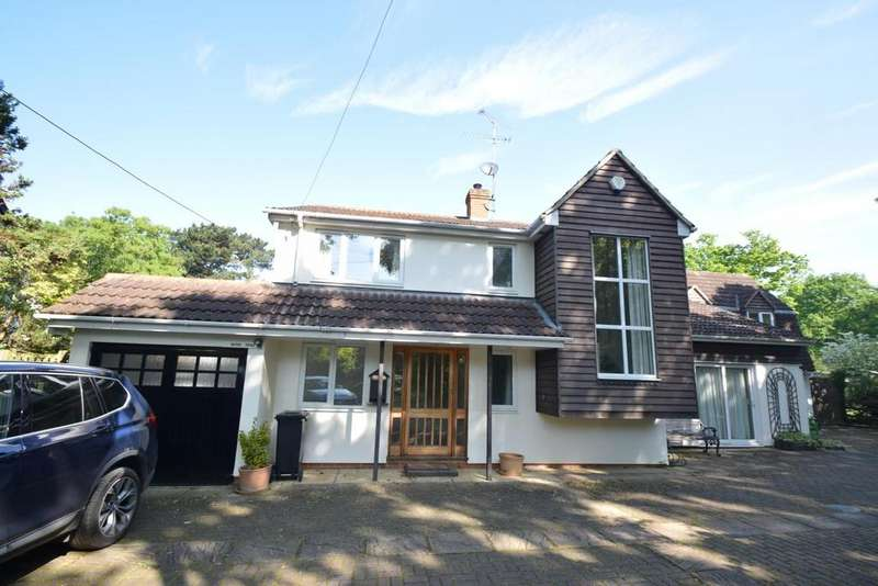4 Bedrooms Detached House for rent in Braxted Road, Little Braxted, Witham, Essex, CM8