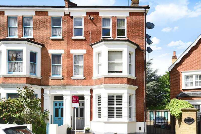 1 Bedroom Flat for sale in Thorney Hedge Road, Chiswick