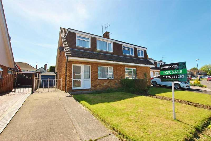 3 Bedrooms Semi Detached House for sale in Charnwood Road, Whitchurch