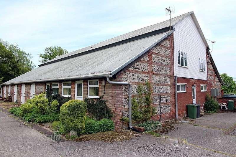 1 Bedroom Flat for rent in Upper Whitehill Farm, Overton RG25