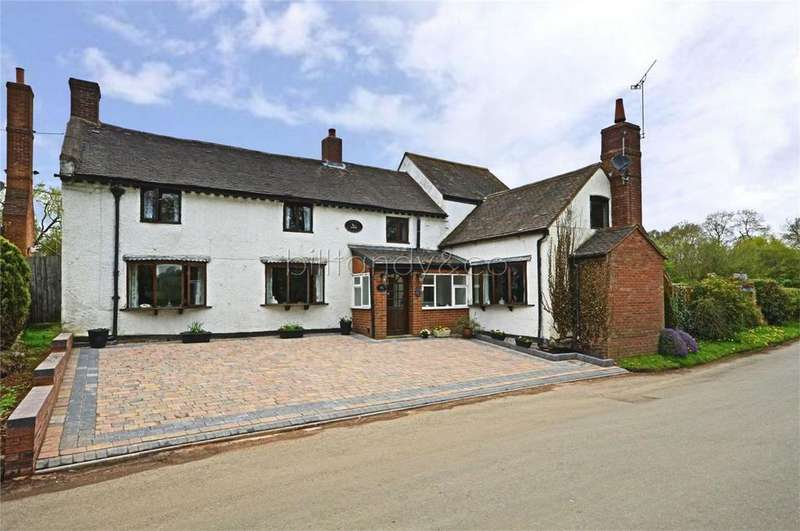 4 Bedrooms Detached House for sale in Coulter Lane, Burntwood, Staffordshire