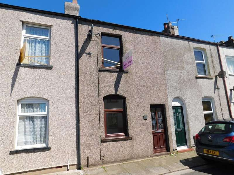 3 Bedrooms Terraced House for sale in Steel Street, Ulverston LA12 9DU
