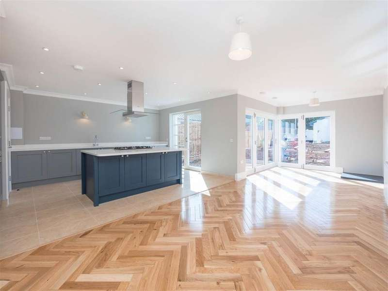 5 Bedrooms House for sale in House 2, Clifford Green, Clifford Road, North Berwick