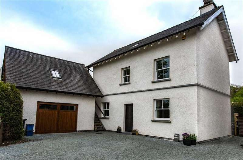 4 Bedrooms Detached House for sale in Station Row, Burneside, Cumbria