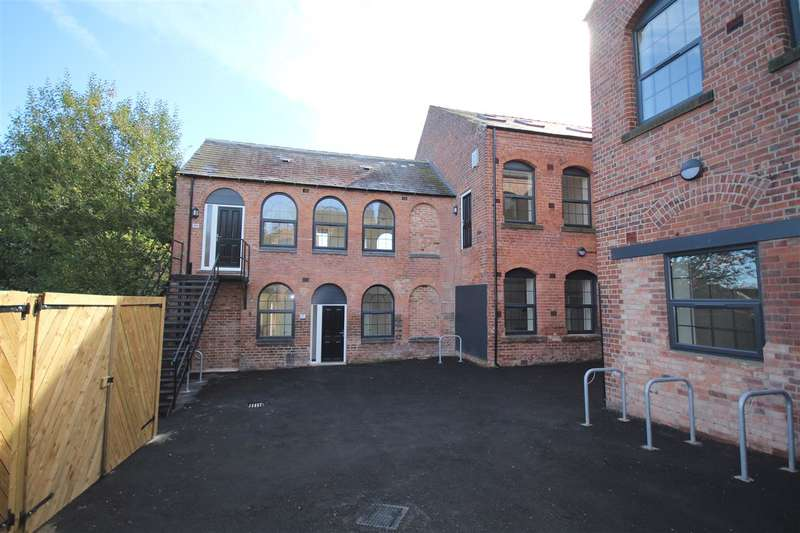 3 Bedrooms Apartment Flat for rent in Erewash Works, 34a Wood Street, Ilkeston