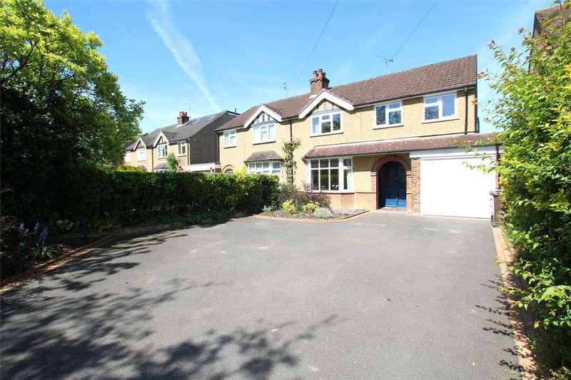 3 Bedrooms Semi Detached House for sale in Sandridge Road, St. Albans, Hertfordshire, AL1