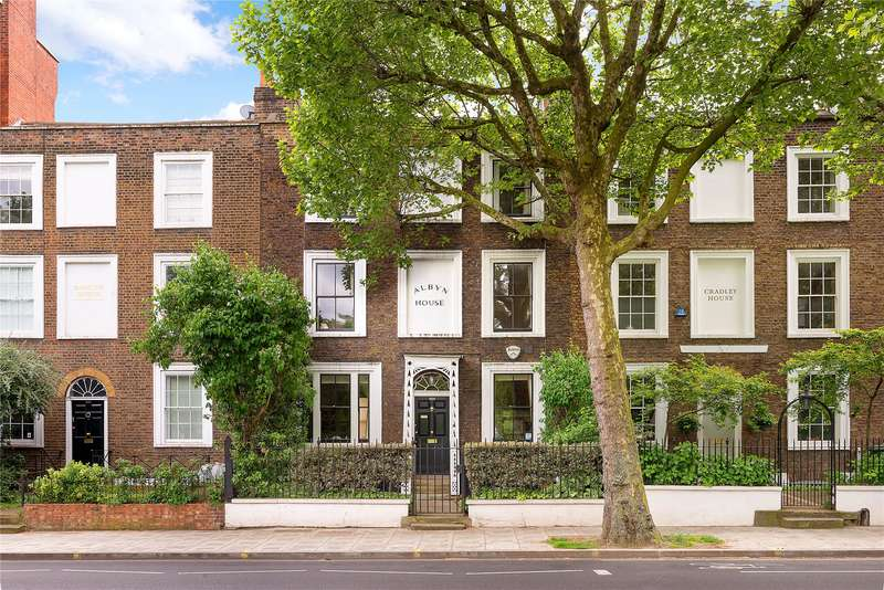 4 Bedrooms Terraced House for sale in New Kings Road, Parsons Green, Fulham, London, SW6