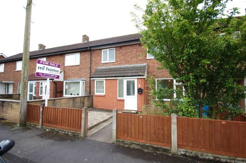 3 Bedrooms Terraced House for sale in Carr Road, Kirkham