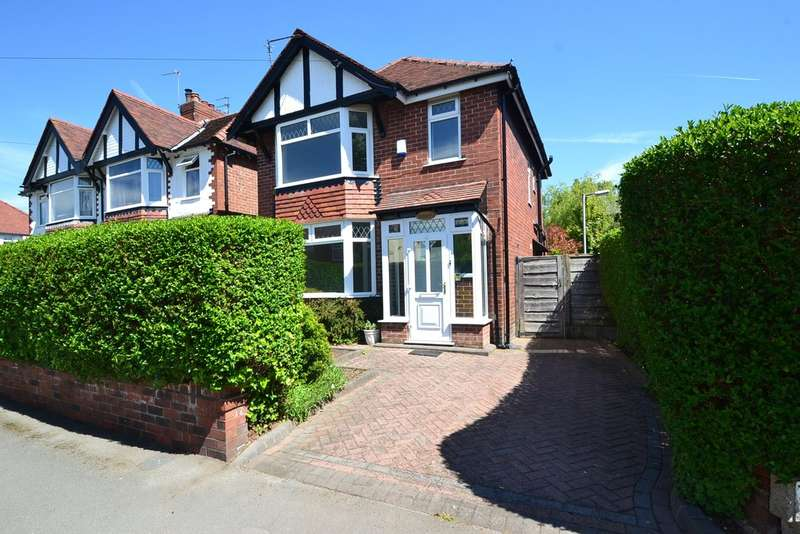 3 Bedrooms Detached House for sale in Neville Street, Hazel Grove, Stockport SK7 4EB