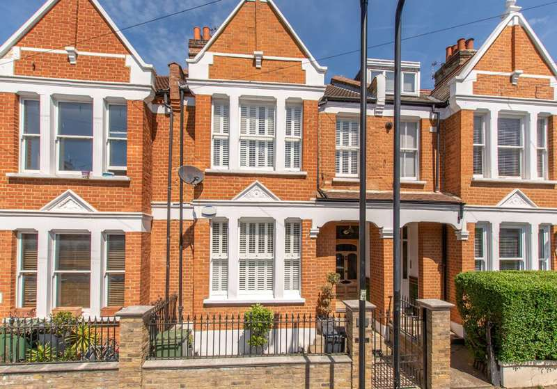 5 Bedrooms Terraced House for sale in Norfolk House Road, Streatham Hill, SW16
