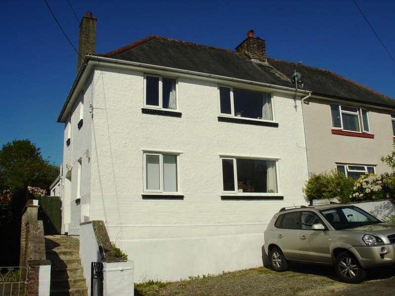 4 Bedrooms Semi Detached House for sale in Crelake Park, Tavistock