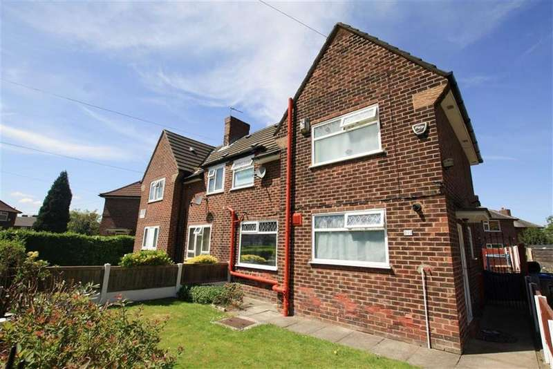 3 Bedrooms Semi Detached House for sale in Carloon Road, Manchester