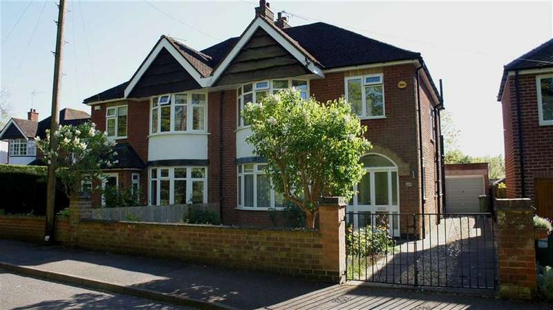 3 Bedrooms Semi Detached House for sale in Station Road, Kirby Muxloe