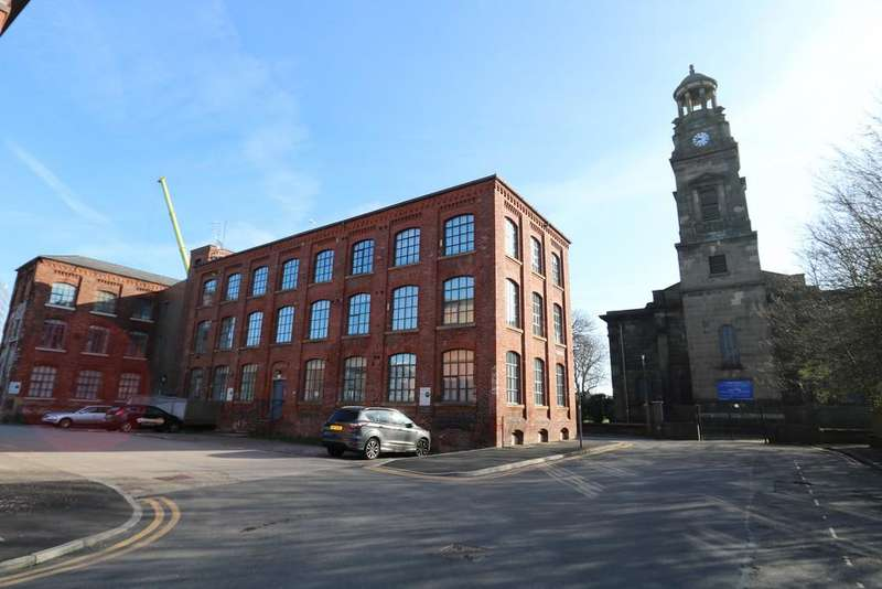 2 Bedrooms Apartment Flat for sale in St. Thomas's Place, Stockport
