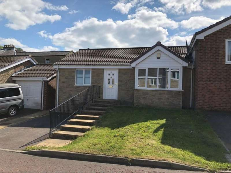 3 Bedrooms Detached Bungalow for rent in Clive Gardens, Alnwick