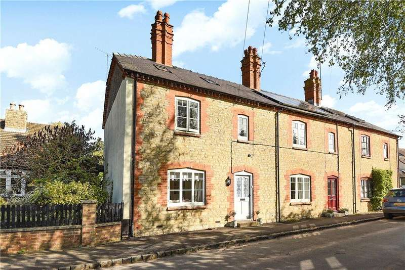 3 Bedrooms Unique Property for sale in Deanshanger Road, Wicken, Milton Keynes, Northamptonshire