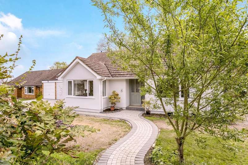 3 Bedrooms Detached Bungalow for sale in Humboldt Court, Tunbridge Wells
