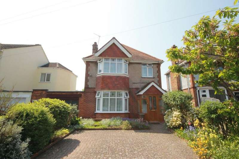 3 Bedrooms Detached House for sale in Cross Road, Southwick