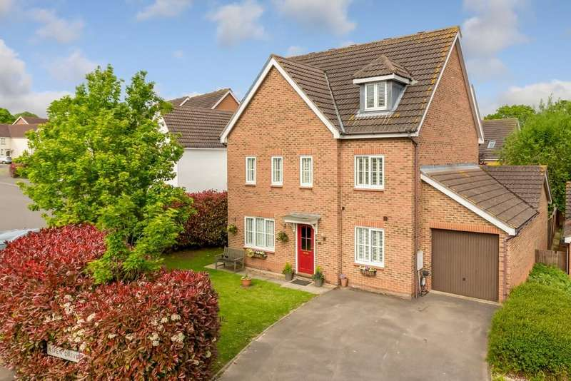 6 Bedrooms Detached House for sale in Aspen Drive, Ashford