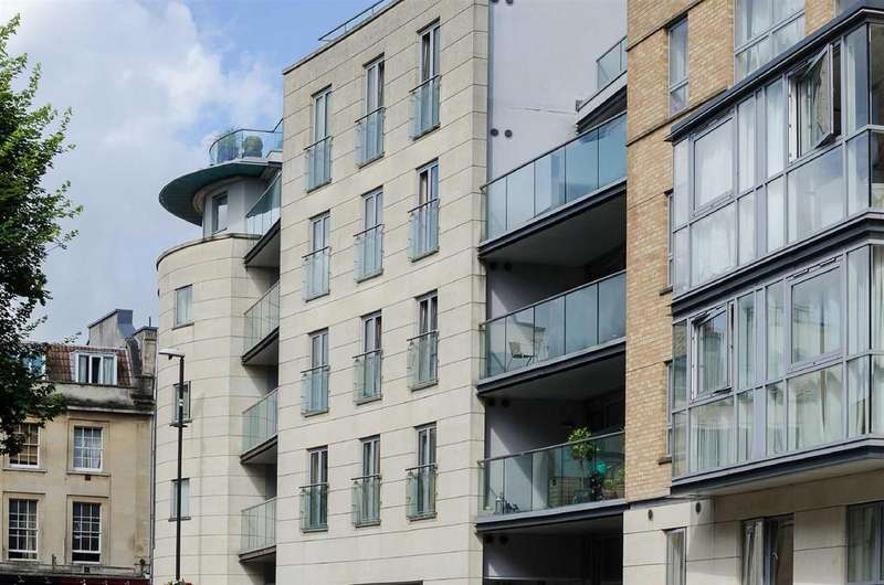 2 Bedrooms Apartment Flat for sale in North Contemporis, Clifton, Bristol