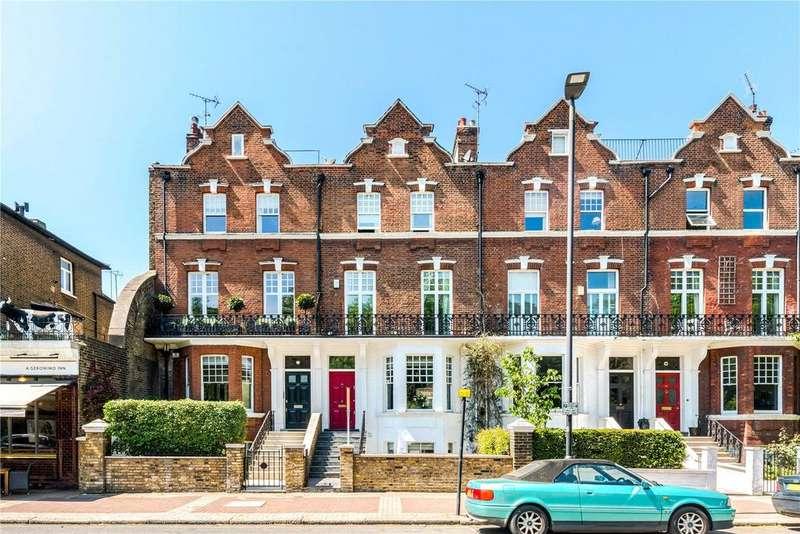 6 Bedrooms Terraced House for sale in Albert Bridge Road, Battersea Park, London, SW11