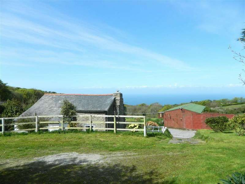 3 Bedrooms Detached House for sale in Countisbury, Lynton, Devon, EX35