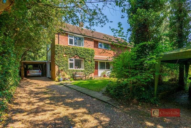 3 Bedrooms House for sale in Mayflower Close, Hertingfordbury, Hertford