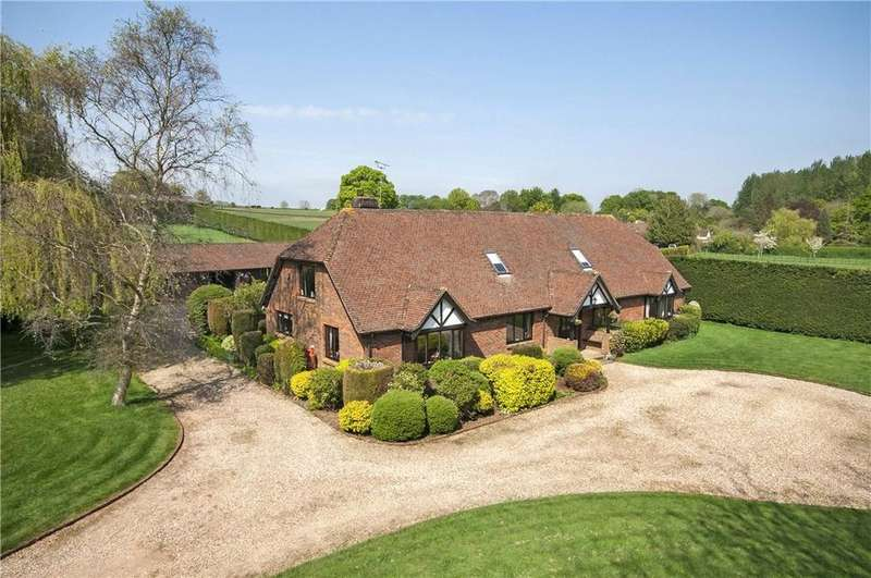 6 Bedrooms Detached House for sale in Cattle Lane, Abbotts Ann, Andover, Hampshire, SP11
