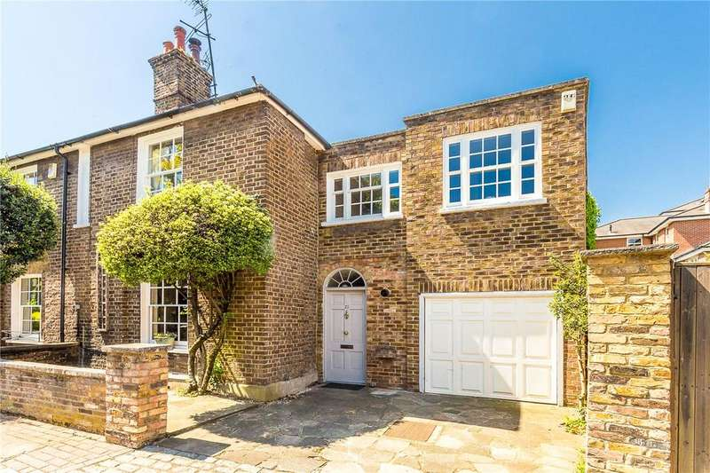 3 Bedrooms Semi Detached House for sale in Parkfields, London, SW15