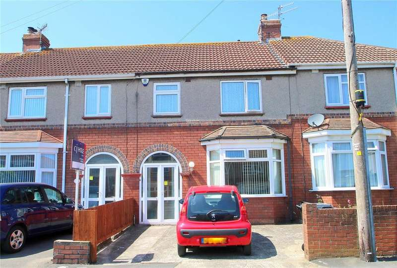 3 Bedrooms Terraced House for sale in Lewis Road, Bedminster Down, BRISTOL, BS13
