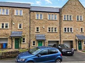 4 Bedrooms Town House for sale in Rimmon Close, Greenfield, Oldham, OL3 7FN
